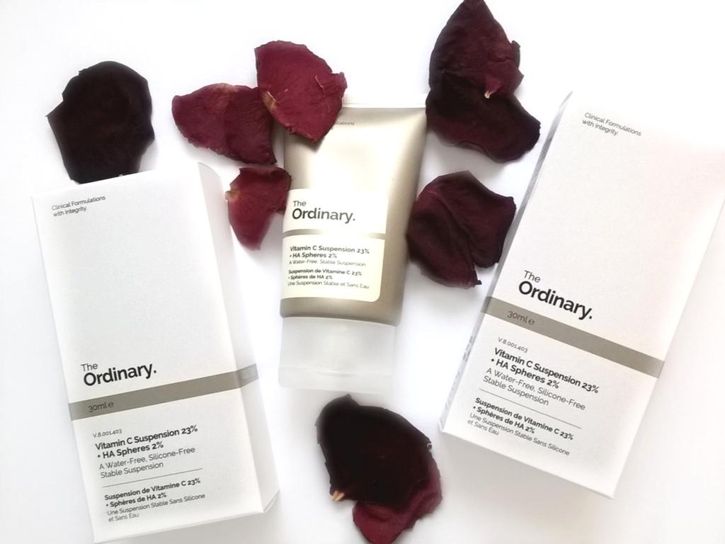The Ordinary - Serum z 23% Witaminą C i Kwasem Hialuronowym 2%