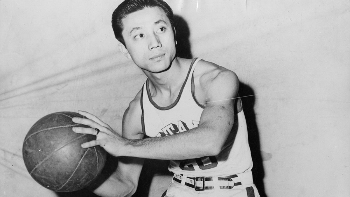 Wat Misaka, first nonwhite player in the NBA, dies at 95
