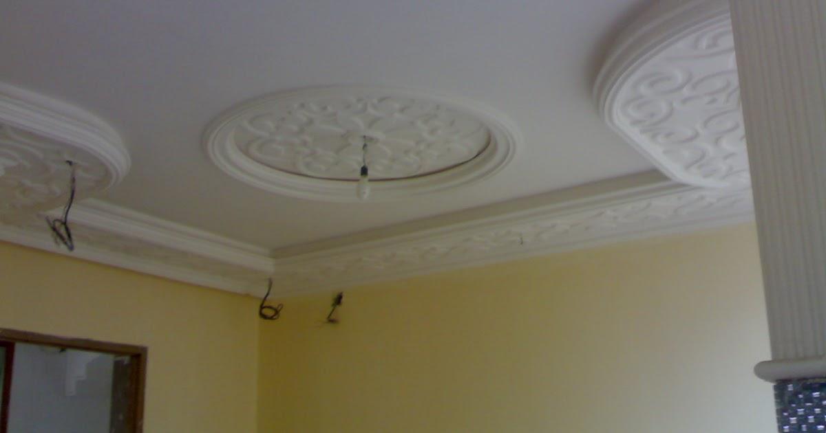 Pl tre plafond marocaines ms timicha d coration marocaine for Platre plafond 2014