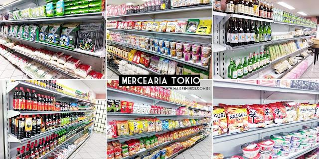 Comprando produtos coreanos em Belo Horizonte