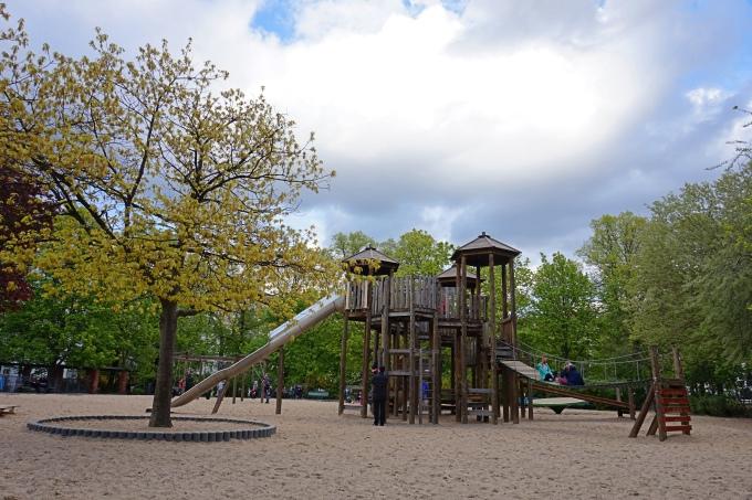 Berliinin leikkipuistot on parhaita