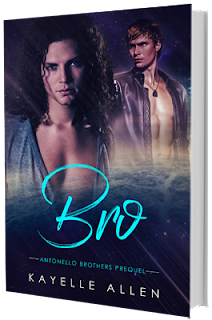 Bro by Kayelle Allen (from character questions post on MFRW)