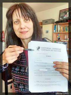 Nieves Delgado, autora de 36 - Cine de Escritor