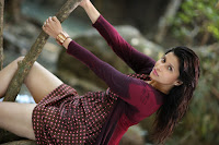 Mannara Chopra Sensuous Stills in Rogue TollywoodBlog