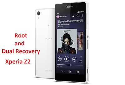 Rooting And Install Dual Recovery For Sony Xoeria Z2 Picture