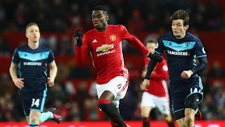 Download Video: Manchester United 2 – 1 Middlesbrough [Premier League] Highlights 2016/17