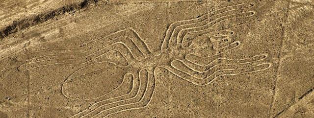 new geoglyphe nazca peru