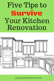How to Survive Your Kitchen Renovation
