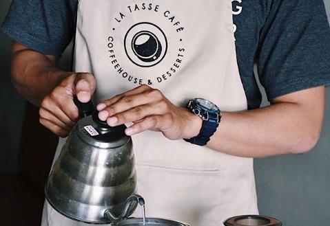 Lowongan Kerja Junior Barista La Tasse Cafe Makassar