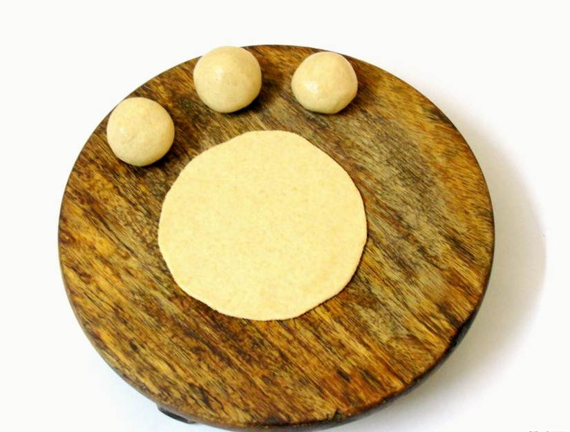 how to make halwa puri in urdu