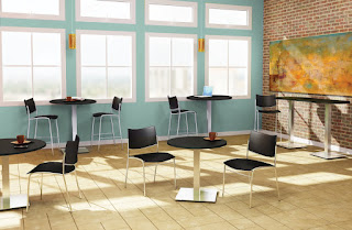 Break Room Makeover Ideas