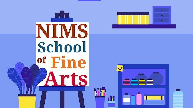 Top Fine Arts College - Nims School of Fine Art