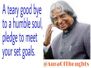 Abdul kalam-tribute in poetic way
