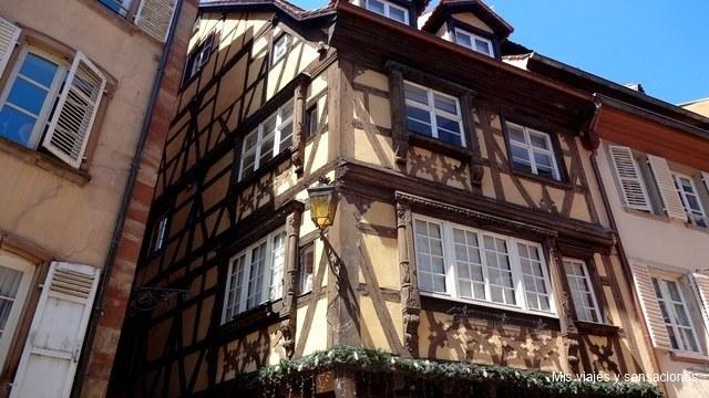 Centro histórico de Estrasburgo, Grande Íle, Alsacia, Francia