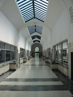 R.C. Harris Hallway.
