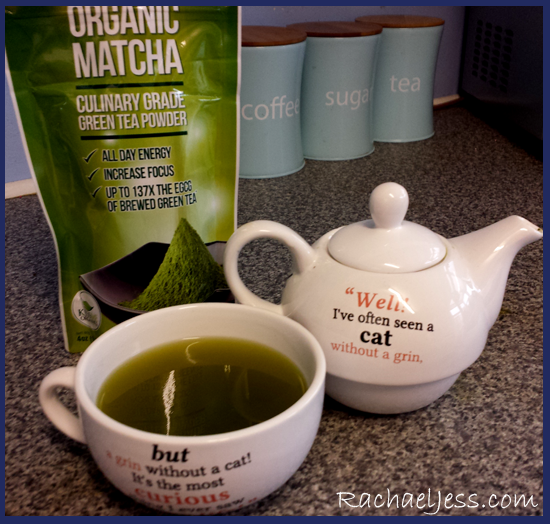 Review: Kiss Me Organics Culinary Grade Organic Matcha Green Tea Powder Review