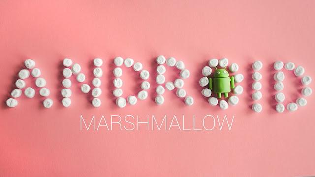 مارشميلو هو نظام تشغيل الأندرويد الأكثر شعبية