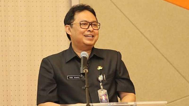 Pemkot Bandung Siapkan Pengganti Yossy Irianto