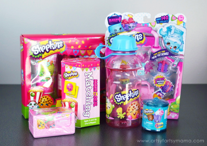 Shopkins Easter Basket Ideas at artsyfartsymama.com