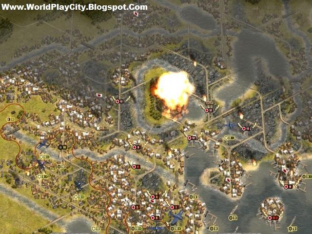 Order of Battle Panzerkrieg - PC Game Free Full Version Download Free