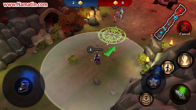 download game legendary heroes mod apk versi terbaru