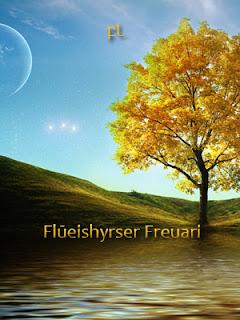 Flūeishyrser Freuari Cover