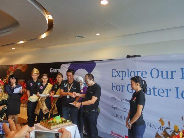 Gramedia Resmikan Gramedia World Terbesar di Indonesia