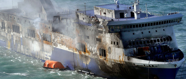 Δύο χρόνια από τη τραγωδία του Norman Atlantic (+ΒΙΝΤΕΟ)