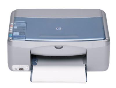 HP PSC 1310 Printer Driver Download