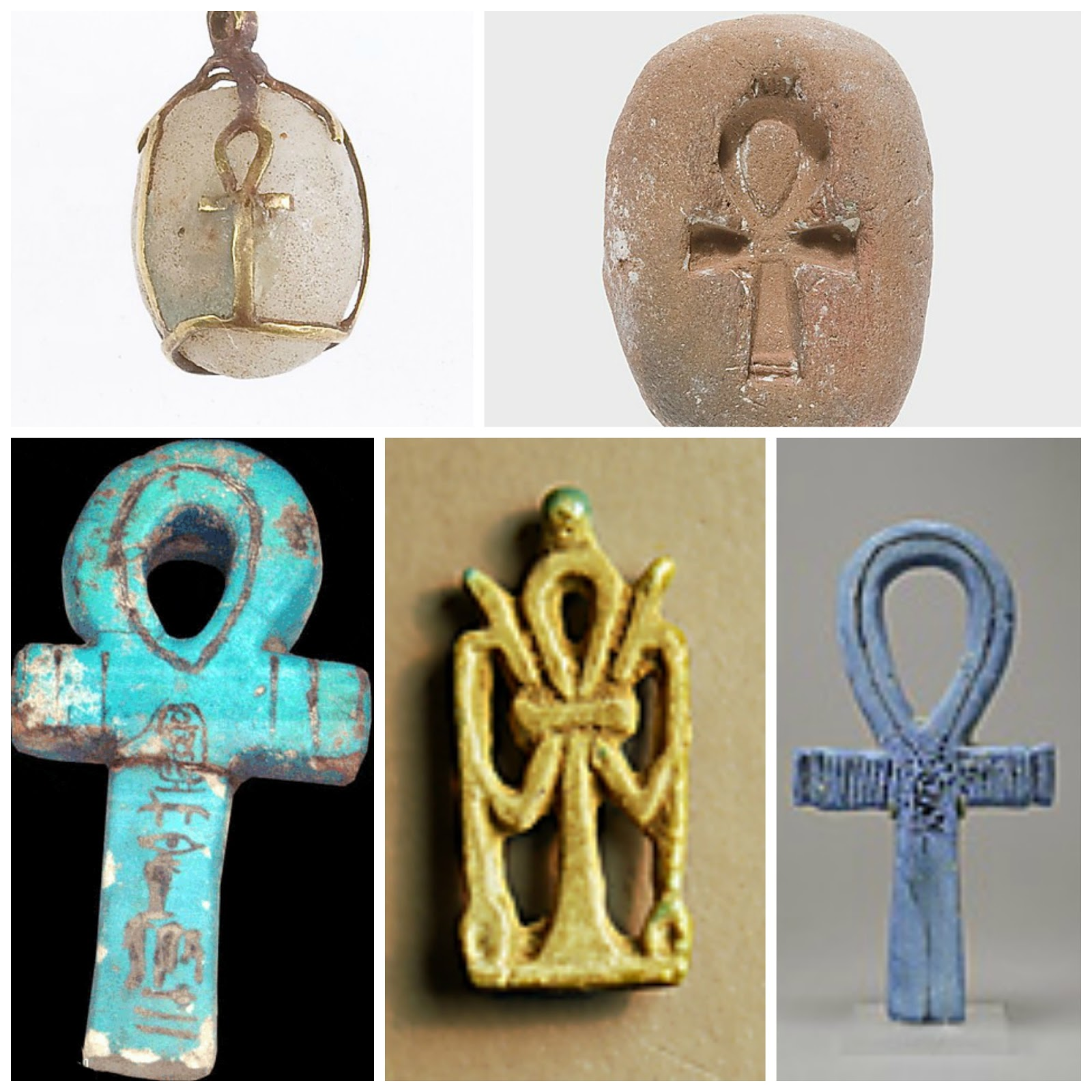 Folklore Friday Ancient Egyptian Amulets