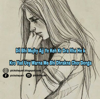 Very Sad Shayari in English