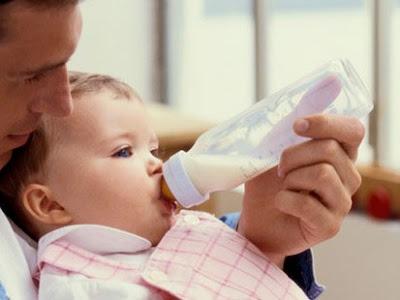 Cara mengobati alergi susu sapi pada Bayi Secara alami ...
