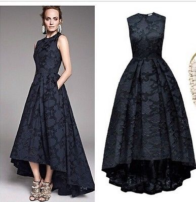 Brocade Gothic H&M Prom Graduation Dresses 2016 | bridal trend ideas