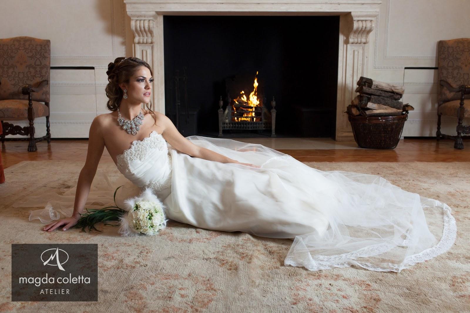 63f2a4934f85 E da sempre a rendere intrigante il matrimonio è la sposa