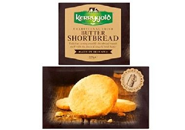 Kerrygold Buttery Cookies - Irish Butter Shortbread - Grocery Items