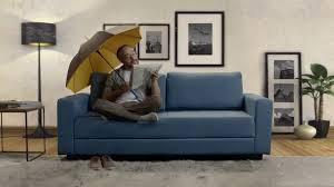 Ruy no sofá