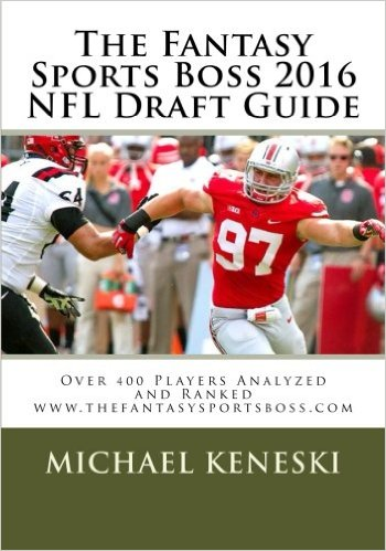 nfl fantasy football draft guide