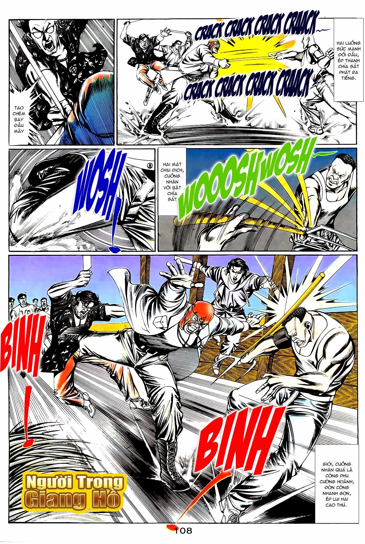 Người Trong Giang Hồ chapter 95: tình kiêu trang 9