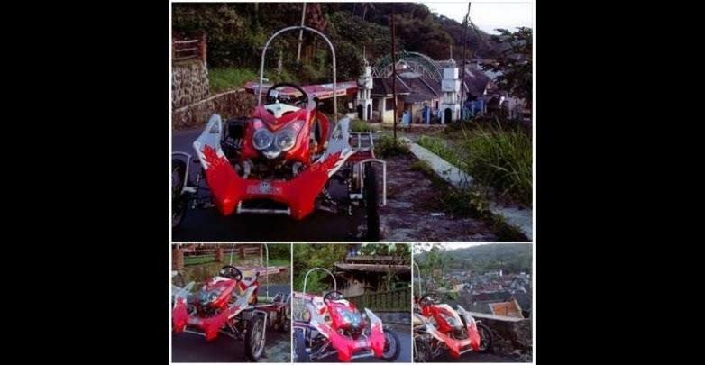 mobil balap listrik Brillian Prasetyo