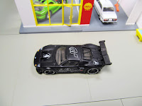 Hot Wheels Gran Turismo Ford GT black