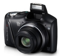 Canon PowerShot SX1 IS Specifications and Price Update