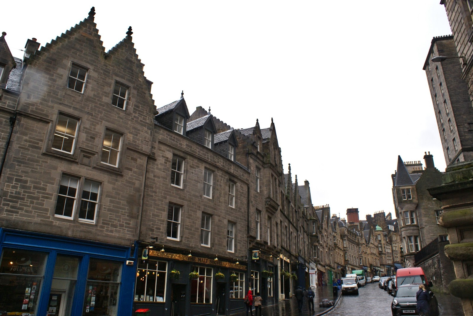 edinburgh scotland uk britain travel street