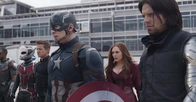 Imagens inéditas de Capitão América: Guerra Civil apresenta heróis e vilões prontos para o confronto
