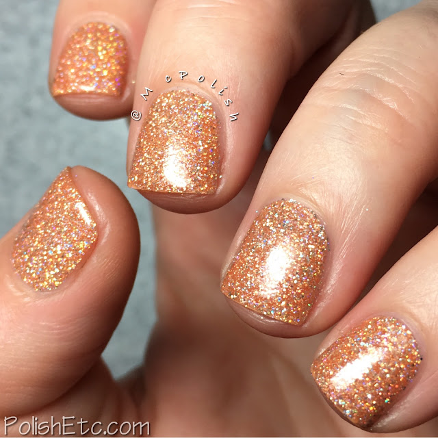 KBShimmer - Mega Flame Collection - McPolish - So Flamous