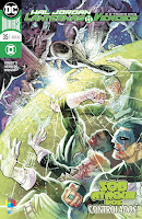 DC Renascimento: Hal Jordan e a Tropa dos Lanternas Verdes #35