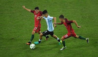 portugal tundukan argentina 2-0