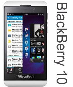 BlackBerry 10 Harga dan Spesifikasi