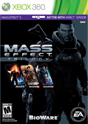 Mass Effect Trilogy (LT 2.0/3.0 RF) Xbox 360 Torrent