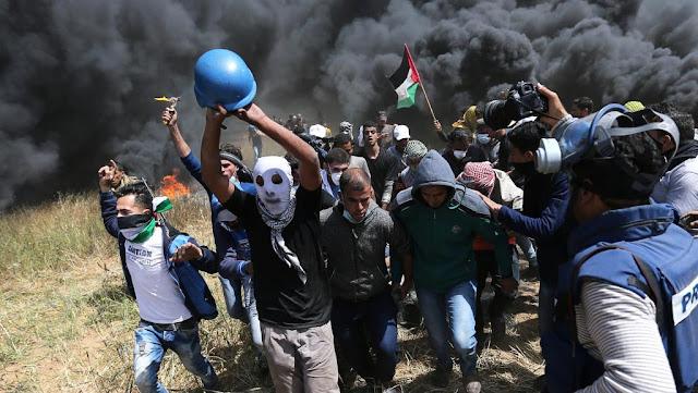 """March of return"": Israeli army denies targeting journalists"