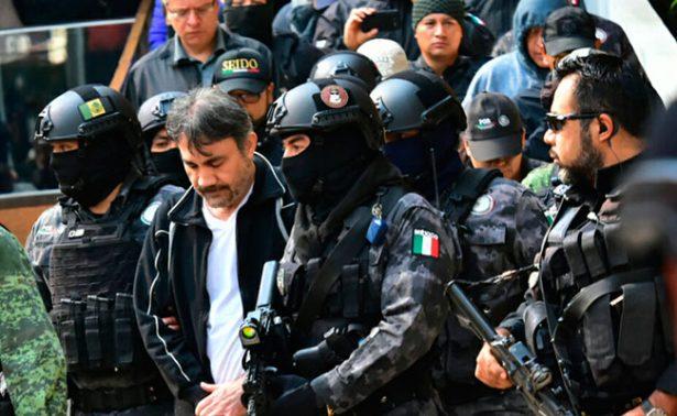 """Damaso Lopez, """"El Licenciado"""" tenia miedo a ser ejecutado por la SEIDO por soplon tras su detención"""